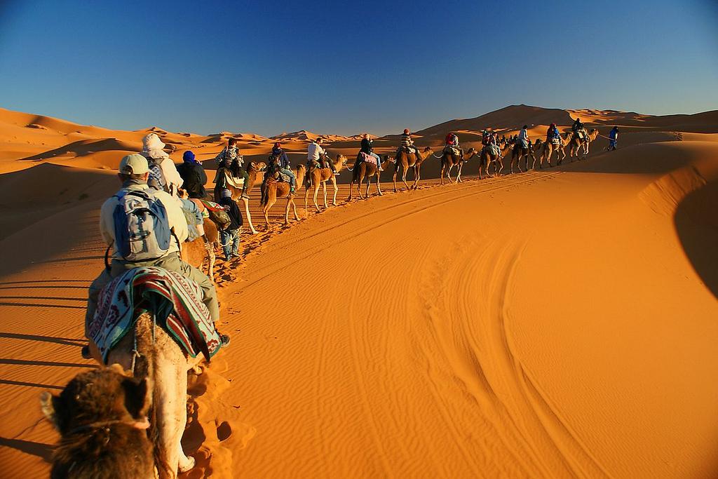 Colores de Marruecos en Semana Santa - Viaja Y Liga